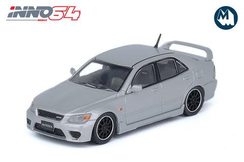 Toyota Altezza RS200 Z-Edition (with extra wheels and decals)