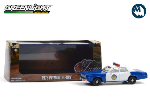 1:43 - 1975 Plymouth Fury / Osage County Sheriff