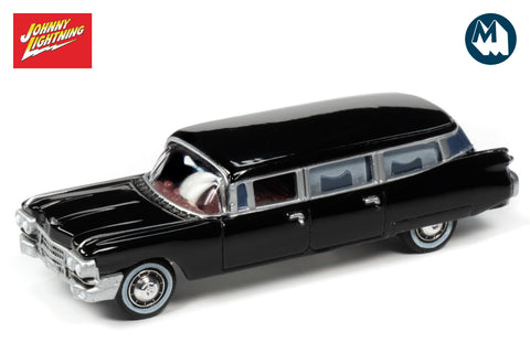 1959 Cadillac Hearse (Black)