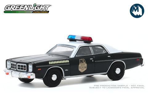1977 Dodge Monaco - Hatchapee County Sheriff