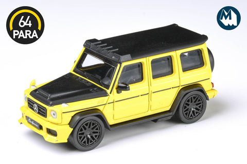 Liberty Walk AMG G63 - Yellow
