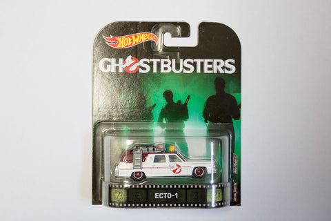 Ghostbusters / Ecto-1