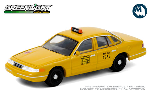 1994 Ford Crown Victoria - NYC Taxi