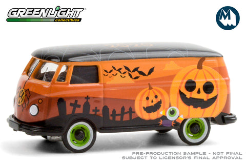 Volkswagen Type 2 Panel Van - Halloween 2020