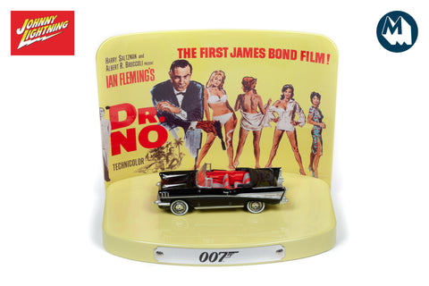1957 Chevy Bel Air (with Tin) / Dr. No
