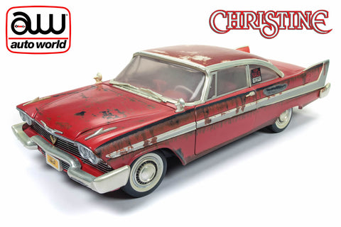 1:18 Christine / 1958 Plymouth Fury (Dirty Version)