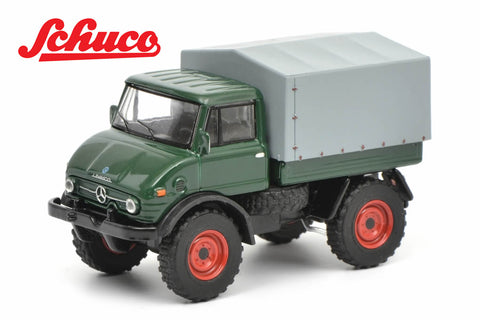 Mercedes-Benz Unimog U 406 (Dark Green)
