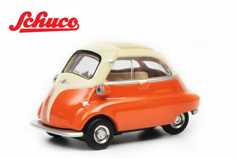 BMW Isetta (Beige/Orange)