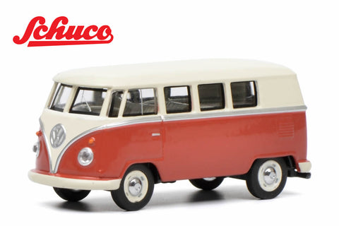 Volkswagen T1 Bus (Red/White)