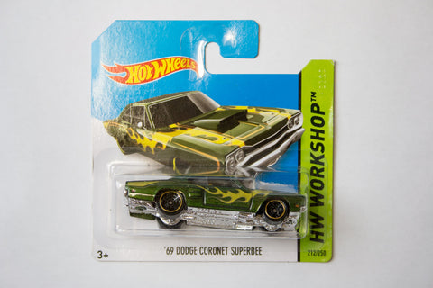212/250 - '69 Dodge Coronet Superbee
