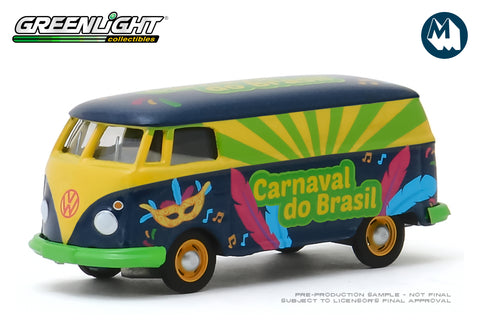 Volkswagen Type 2 Panel Van - Carnaval do Brasil 2020 (Carnival of Brazil)