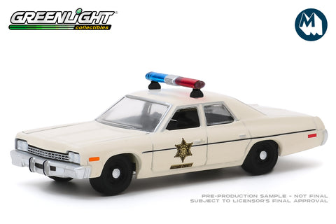 1975 Dodge Monaco - Hazzard County Sheriff