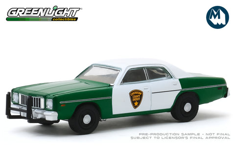 1975 Plymouth Fury - Chickasaw County Sheriff