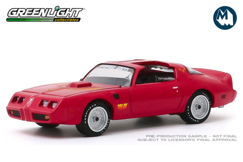 "1979 Pontiac Firebird ""Fire Am"" by Very Special Equipment (VSE) - Red with Hood Bird"