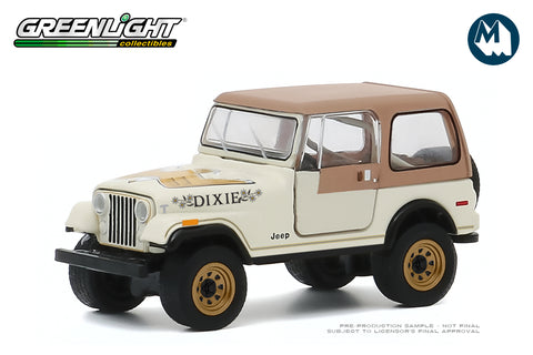 "1979 Jeep CJ-7 Golden Eagle ""Dixie"""