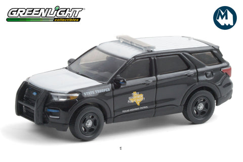 2020 Ford Police Interceptor Utility - Texas Highway Patrol