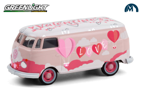 Volkswagen Type 2 Panel Van - Valentine's Day 2021