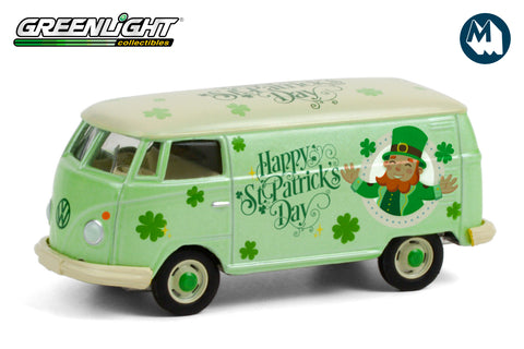 Volkswagen Type 2 Panel Van - St. Patrick's Day 2021