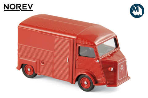 Citroen HY 1969 (Red)