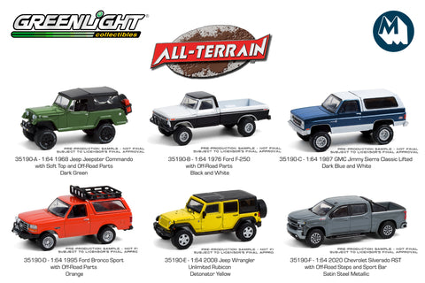 All-Terrain Series 11