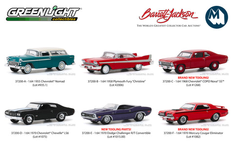 Barrett-Jackson 'Scottsdale Edition' Series 5