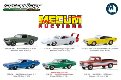 Mecum Auctions Collector Cars Series 5