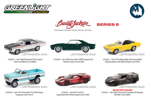 Barrett-Jackson 'Scottsdale Edition' Series 6