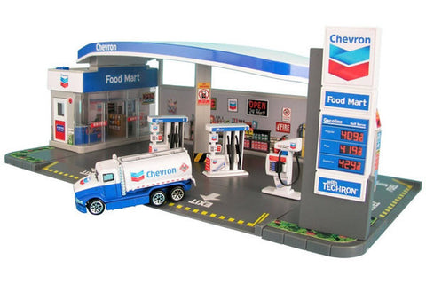 Chevron Station and Food Mart
