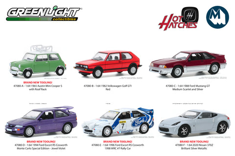 Hot Hatches Series 1