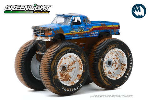 Bigfoot #7 / 1996 Ford F-250 Monster Truck (Dirty Version)