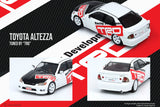 "Toyota Altezza RS200 - Tuned by ""TRD"""