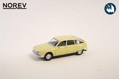 1970 Citroen GS (Primevere Yellow)
