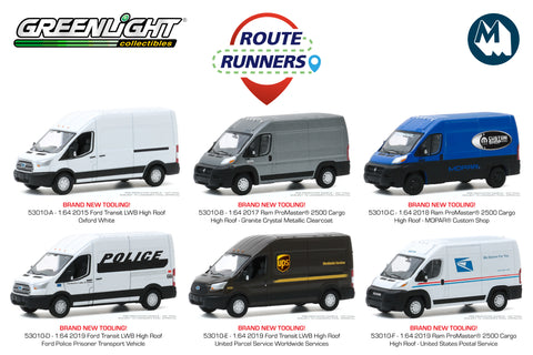 Route Runners Series 1