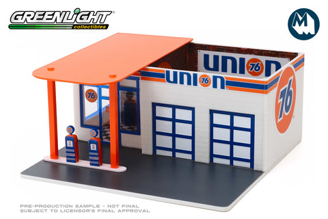 Vintage Gas Station / Union 76 Service Station (Series 6)