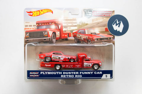 #05 - Plymouth Duster Funny Car / Retro Rig