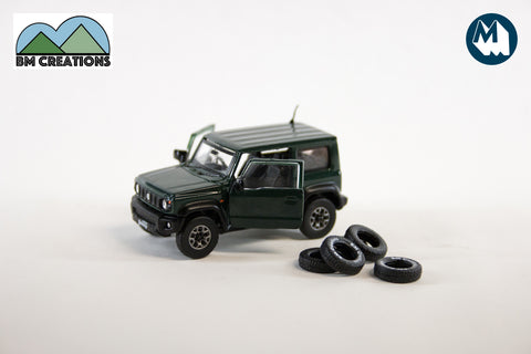 Suzuki Jimny (JB74) - Jungle Green