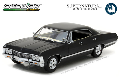 1:24 - Supernatural / 1967 Chevrolet Impala Sport Sedan