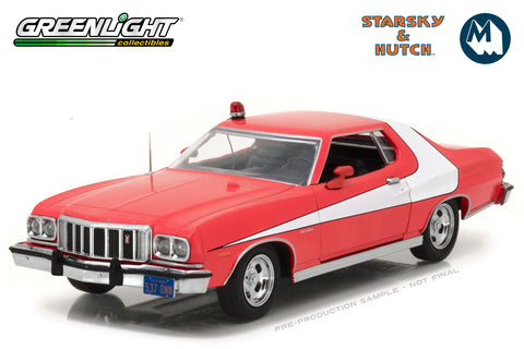 1:24 - Starsky and Hutch / 1976 Ford Gran Torino