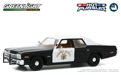 1:24 - 1974 Dodge Monaco / California Highway Patrol