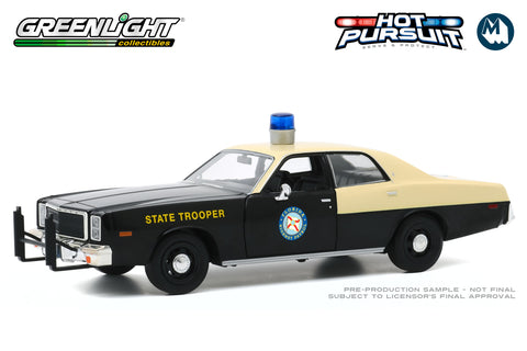 1:24 - 1978 Plymouth Fury / Florida Highway Patrol