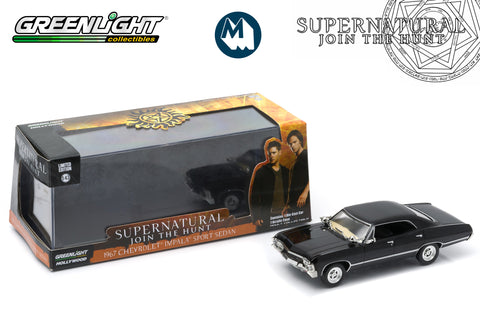 1:43 - Supernatural / 1967 Chevrolet Impala Sport Sedan