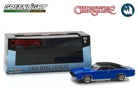 1:43 - Christine / Dennis Guilder's 1968 Dodge Charger