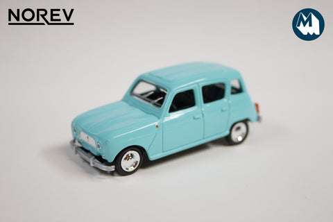 Renault 4L (Light Blue)