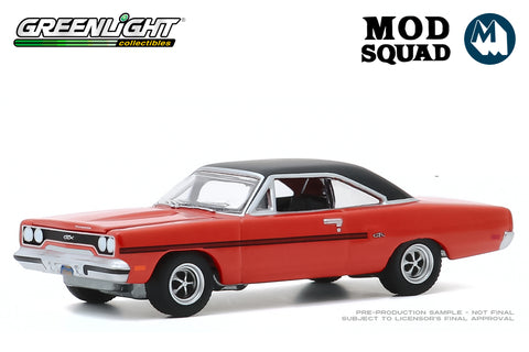 The Mod Squad / 1970 Plymouth GTX