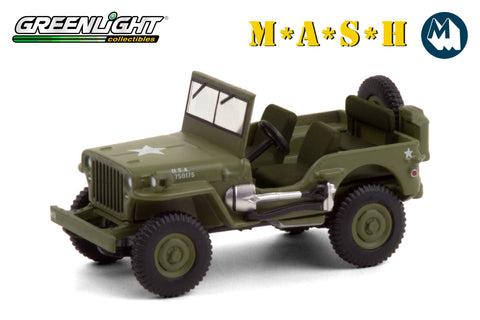 M*A*S*H / 1942 Willys MB Jeep
