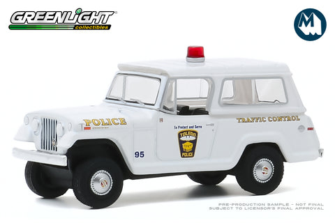 1969 Kaiser Jeep Jeepster / City of Toledo, Ohio Police