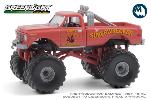 Superwrecker / 1968 Chevrolet K-10 Monster Truck