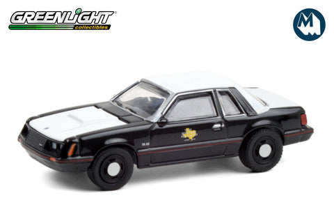 1982 Ford Mustang SSP / Texas Department of Public Safety