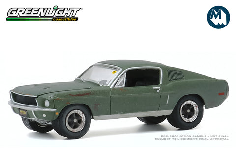 1968 Ford Mustang GT 'Bullitt' (Kissimmee 2020 Lot #F150)