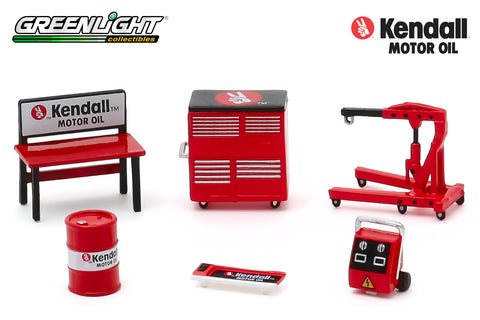Shop Tools - Kendall Motor Oil